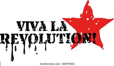 Viva la Revolution! Grunge Style