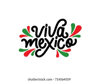 viva mexico mexican independence day image
