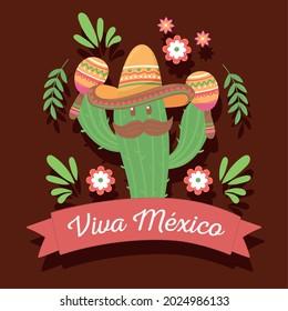 viva mexico, traditonal celebration national