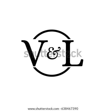 Vl Logo Stock Vektorgrafik Lizenzfrei 638467390 Shutterstock