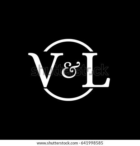 Vl Logo Stock Vektorgrafik Lizenzfrei 641998585 Shutterstock