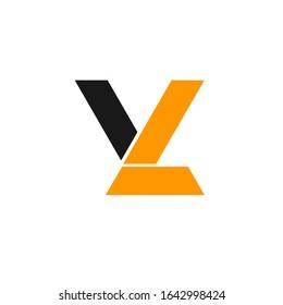 vl logo design vector sign template