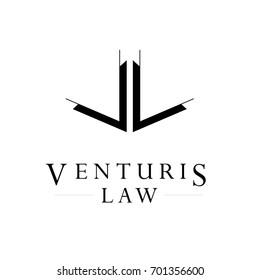 VL logo, vector