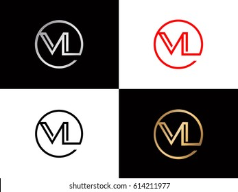 Vl text logo