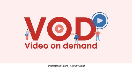 VOD video on demand. Applications certificate of site and web management security digital privacy marketing form of encryption convenient transaction certificate with vector quality guarantee.