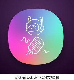 Voice User Interface Images, Stock Photos & Vectors