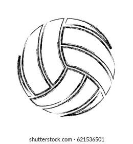 Voleyball sport game