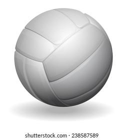 Volleyball - Illustration