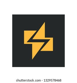 volt electric logo design