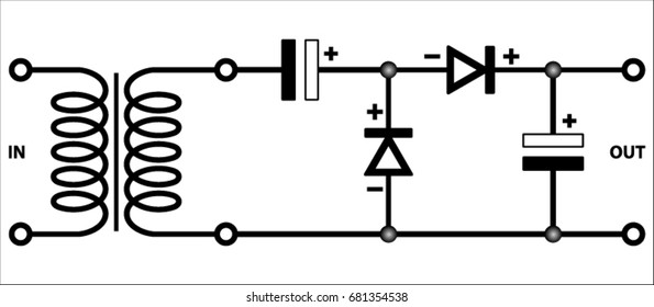 rectifier circuits images  stock photos  u0026 vectors