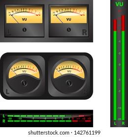 Volume Unit meter