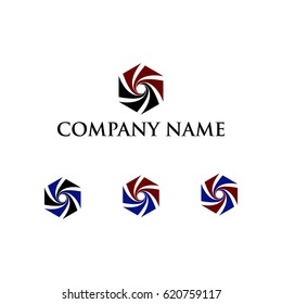 Vortex Logo Template