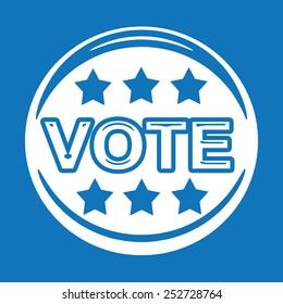 vote icon ,  vote,  vote button