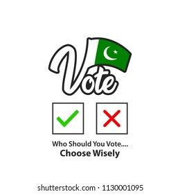 Vote for pakistan, election 2018