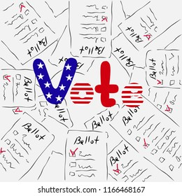 Vote in US midterm elections 2018
