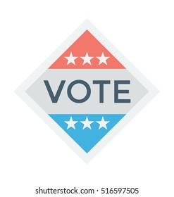 Vote Vector Icon