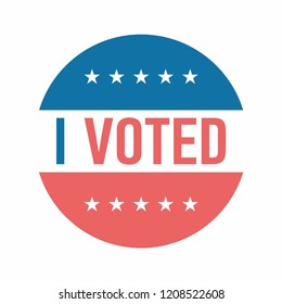 I voted sticker vector