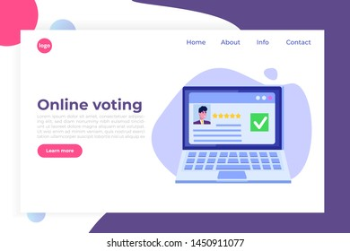 E-voting Images, Stock Photos & Vectors | Shutterstock