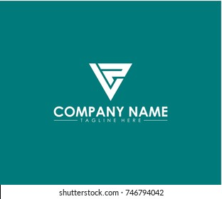 VP logo design