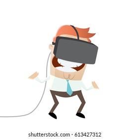 vr glasses virtual reality