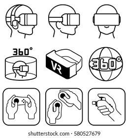 VR icon