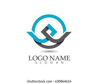 W letters logo