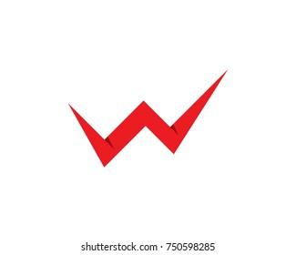 W Letters logos