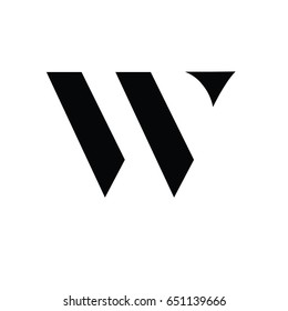w luxury logo