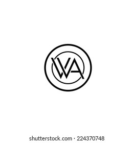 WA Initials