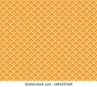 Wafer Background seamless texture vector