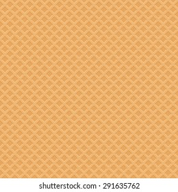 Wafer Icecream Seamless Pattern