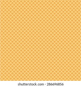Wafer Pattern : Vector Illustration