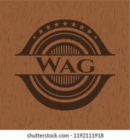 Wag wood emblem