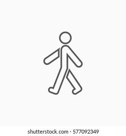 walk icon