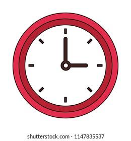 Wall clock symbol