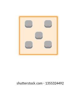 Wall Switch 5x