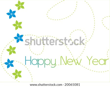wallpaper new year for party people design