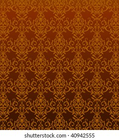 Wallpaper for textile
