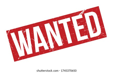 Wanted Logo High Res Stock Images   Shutterstock