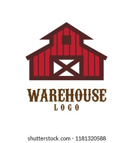 warehouse barn logo