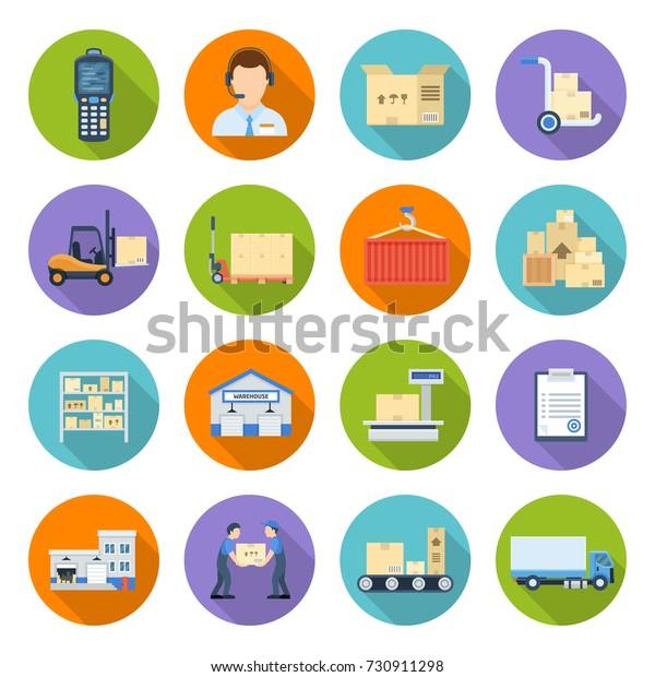 Warehousing Storage Logistics Operations Within Business