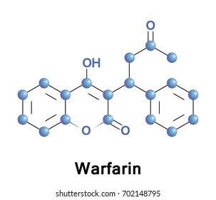 Warfarin is a medication that is used as an anticoagulant, a blood thinner