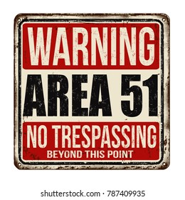 Area 51 Sign Images, Stock Photos & Vectors | Shutterstock