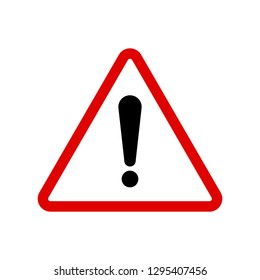 warning icon, attention