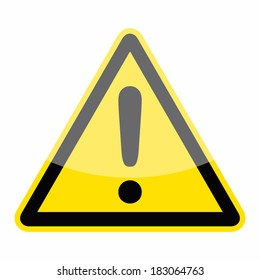 Warning sign (icon)