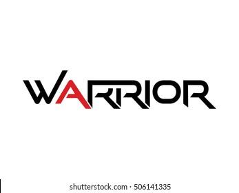 WARRIOR Logo Vector
