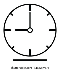 Watch and Clock Icon