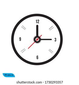 watch icon design vector illustration