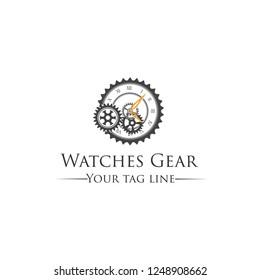 Watches gear logo.