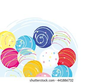 Water Balloon, yo-yo,